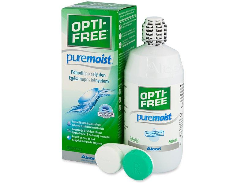 Soluzione OPTI-FREE PureMoist 300 ml