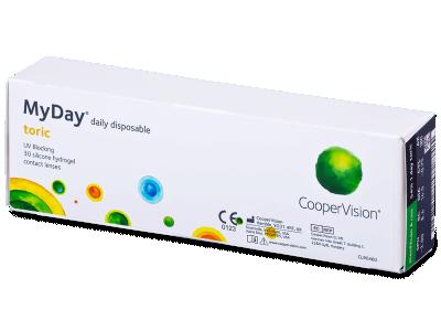 MyDay daily disposable toric (30 lenti)