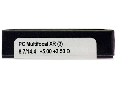 Proclear Multifocal XR (3 lenti) - Attributes preview
