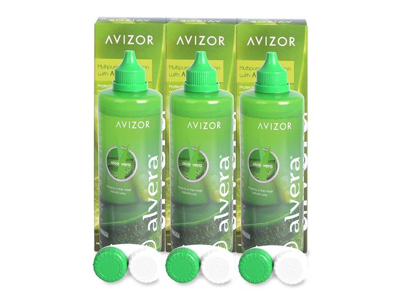 Soluzione Alvera 3 x 350 ml  - Economy 3-pack - solution