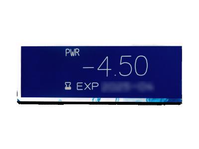 Dailies AquaComfort Plus (180lenti) - Attributes preview