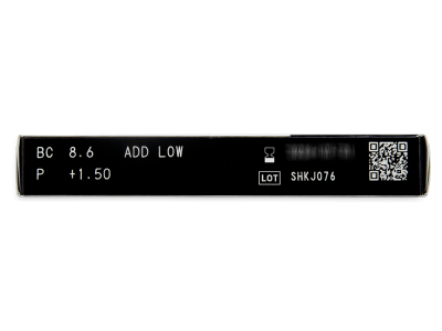 Miru 1 Month Menicon Multifocal (6 lenti) - Attributes preview