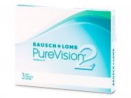 Lenti a contatto Bausch and Lomb - PureVision 2 (3lenti)