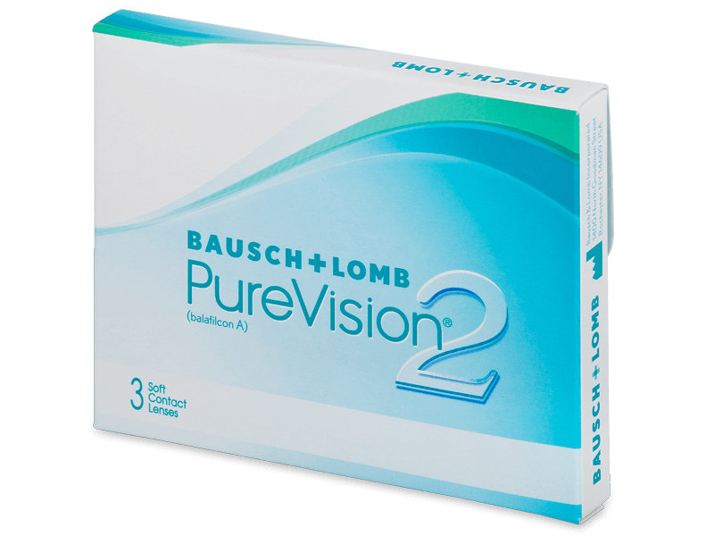 PureVision 2 (3lenti) - Monthly contact lenses