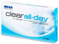 Lenti a contatto - Clear All-Day (6 lenti)