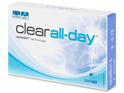 Clear All-Day (6 lenti)