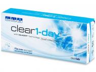Lenti a contatto - Clear 1-Day (30lenti)
