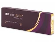 Lenti a contatto giornaliere - TopVue Elite+ (10 lenti)