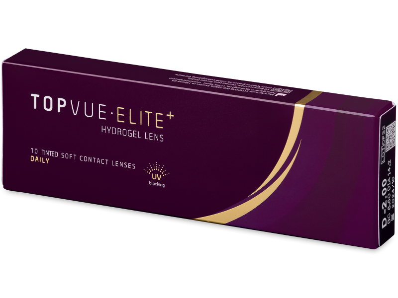 TopVue Elite+ (10 lenti) - Daily contact lenses