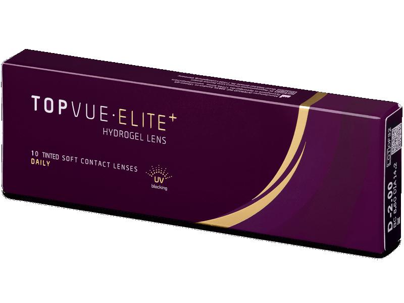 TopVue Elite+ (10 lenti) - Daily contact lenses