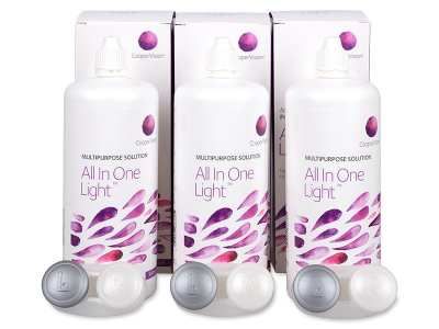 Soluzione All In One Light 3 x 360 ml