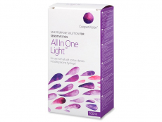 Soluzione All In One Light 100 ml  - Cleaning solution
