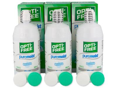Soluzione OPTI-FREE PureMoist 3x300ml