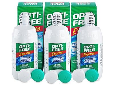 Soluzione OPTI-FREE Express 3 x 355 ml  - Previous design
