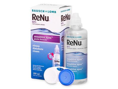 Soluzione ReNu MPS Sensitive Eyes 120 ml  - Previous design