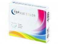 Lenti a contatto colorate - TopVue Color - non correttive (2 lenti)