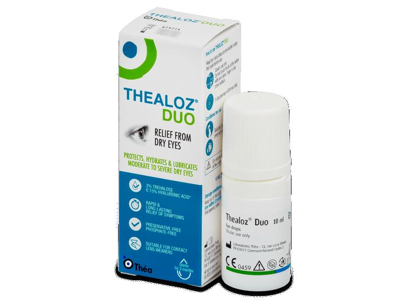 Gocce oculari Thealoz Duo 10 ml  - Eye drops