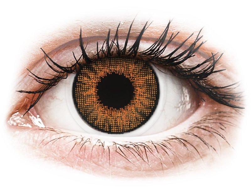 Air Optix Colors - Honey - correttive (2lenti)