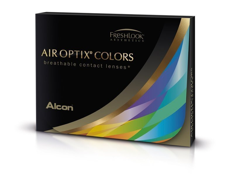 Air Optix Colors - Pure Hazel - non correttive (2 lenti)