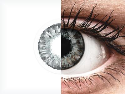 Air Optix Colors - Sterling Gray - correttive (2lenti)