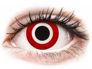 Lenti a contatto colorate - ColourVUE Crazy Lens - Bulls Eye - non correttive (2 lenti)