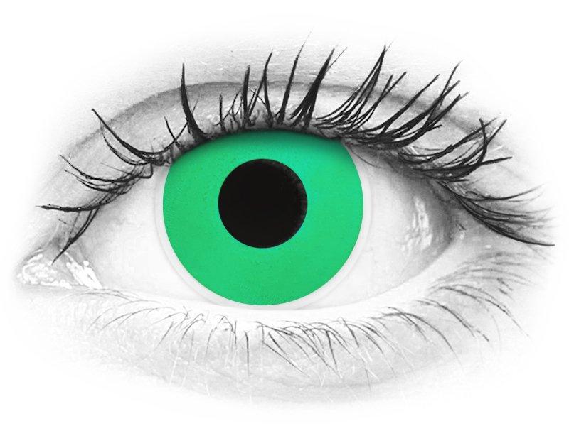 ColourVUE Crazy Lens - Emerald (Green) - non correttive (2 lenti) - ColourVUE Crazy Lens - Emerald (Green) - non correttive (2 lenti)