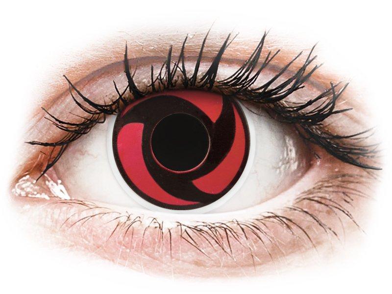 ColourVUE Crazy Lens - Mangekyu - non correttive (2 lenti) - Coloured contact lenses