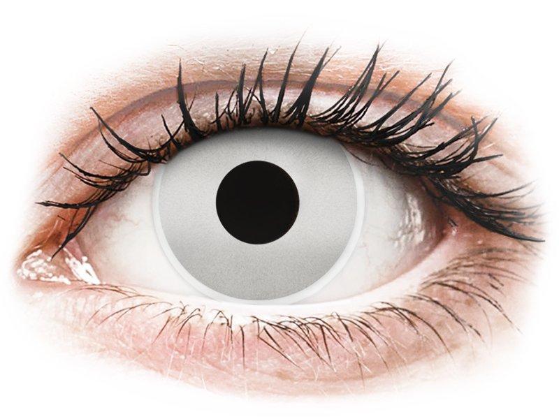 ColourVUE Crazy Lens - Mirror - non correttive (2 lenti) - Coloured contact lenses