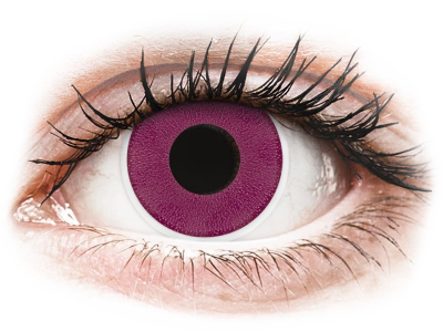 ColourVUE Crazy Lens - Purple - non correttive (2 lenti)