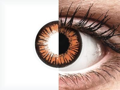 ColourVUE Crazy Lens - Twilight - non correttive (2 lenti)