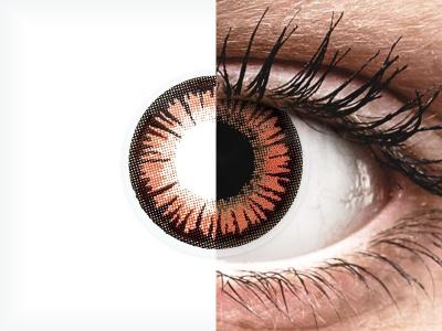 ColourVUE Crazy Lens - Vampire - non correttive (2 lenti)