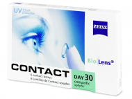 Lenti a contatto - Carl Zeiss Contact Day 30 Compatic (6 lenti)