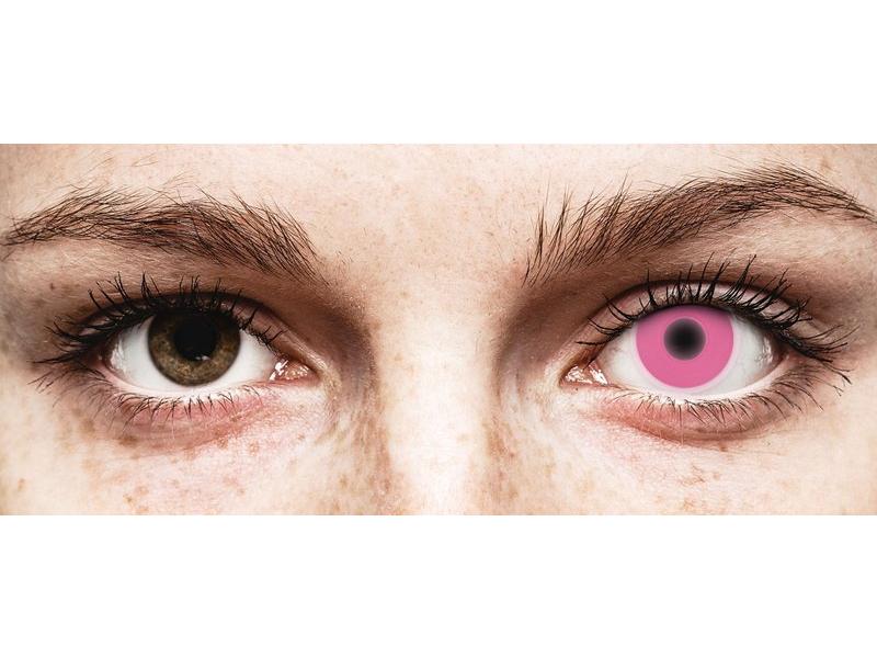 ColourVUE Crazy Glow Pink - non correttive (2lenti)