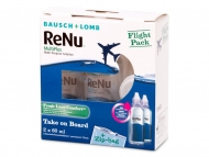 Lenti a contatto Bausch and Lomb - ReNu Multiplus flight pack 2 x 60 ml