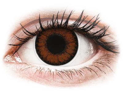 ColourVUE BigEyes Pretty Hazel - correttive (2lenti)