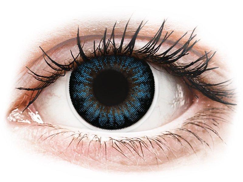 ColourVUE BigEyes Cool Blue - non correttive (2lenti)