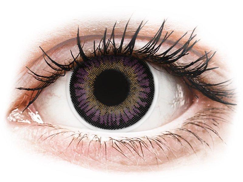 ColourVUE 3 Tones Violet - non correttive (2lenti)
