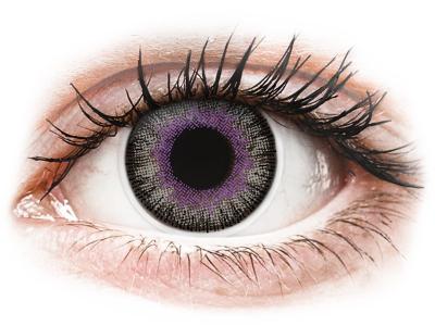ColourVUE Fusion Violet Gray - non correttive (2lenti)