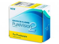 Lenti bifocali e multifocali - PureVision 2 for Presbyopia (6lenti)