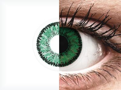 SofLens Natural Colors Emerald - correttive (2 lenti)