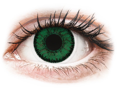 SofLens Natural Colors Emerald - non correttive (2 lenti)