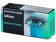 SofLens Natural Colors Emerald - non correttive (2 lenti)
