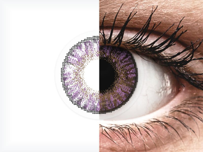 FreshLook ColorBlends Amethyst - correttive (2 lenti)