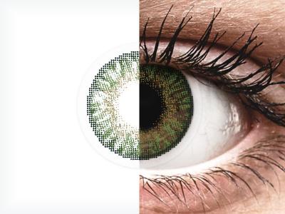FreshLook ColorBlends Gemstone Green - correttive (2 lenti)