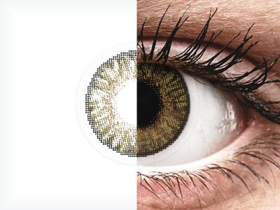 FreshLook ColorBlends Pure Hazel - non correttive (2 lenti)