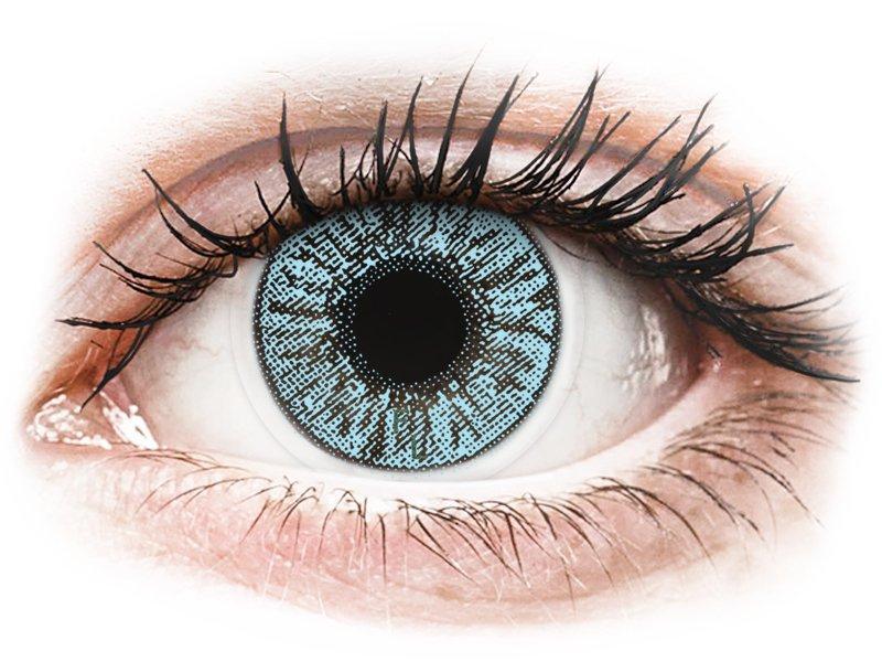 FreshLook Colors Blue - correttive (2 lenti) - Coloured contact lenses