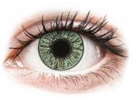 Lenti a contatto colorate correttive - FreshLook Colors Green - correttive (2 lenti)
