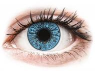 Lenti a contatto colorate correttive - FreshLook Colors Sapphire Blue - correttive (2 lenti)