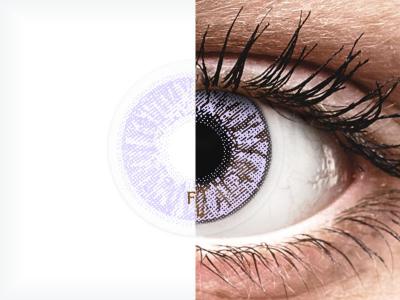 FreshLook Colors Violet - correttive (2 lenti)