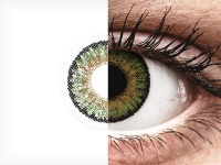 FreshLook One Day Color Green - correttive (10 lenti)